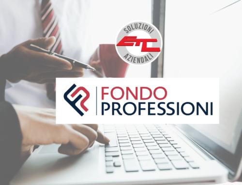 Formazione Finanziata con Fondo Professioni